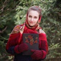 В лесу :: Илья Попов