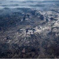 Высоко...Пролетая над Арменией! :: Александр Вивчарик