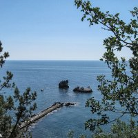 Море, море - мир бездонный... :: Владимир Сквирский