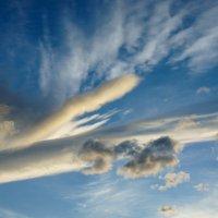 Небо на закате :: Irina Shtukmaster