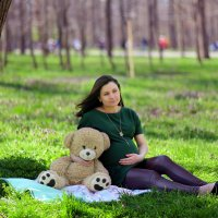 Ждем Аиста :: Таня Харитонова