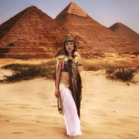 «ONCE IN EGYPT» :: Roman Beim