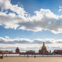 Все таже родная моя набережная моего города Йошкар-Олы ) :: Андрей Гриничев