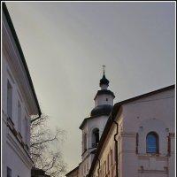 монастырские зарисовки :: Дмитрий Анцыферов