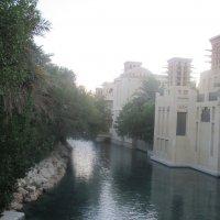 Дубай. Арабская Венеция,каналы :: Надежда