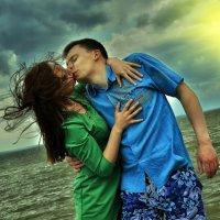 Поцелуй на ветру :: Дмитрий Конев