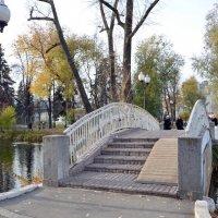 В парке Горького. :: Oleg4618 Шутченко