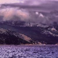 вид на Аязьму из Балаклавской бухты :: Alex_R Rujinskiy
