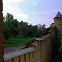 Кремлёвская стена :: petyxov петухов