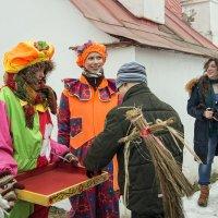 Масленичные гуляния :: Наталья Ерёменко