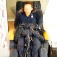 Массажное кресло :: михаил кибирев
