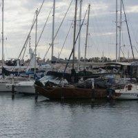 Яхты :: Герович Лилия