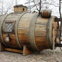 Сестрорецк. Потаенное судно (прототип первой подводной лодки) :: Елена Павлова (Смолова)
