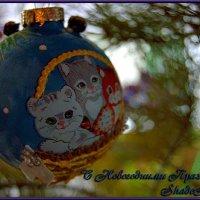 Новогодняя игрушка. :: Наталья (ShadeNataly) Мельник