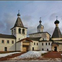 Ферапонтов-Белозерский Богородице-Рождественский женский монастырь. :: Дмитрий Анцыферов