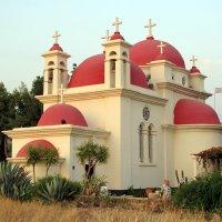 Греческая церковь Собора Двенадцати Апостолов :: Николай