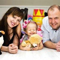 Счастливая семья. :: Elena Vershinina