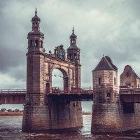 Мост на границе с Литвой :: Игорь Вишняков