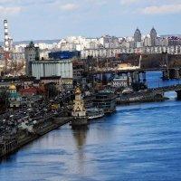 Киев.Апрель :: Владимир Бровко