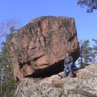 На острове Viereväsaari :: genar-58 '