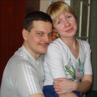 Так хорошо вместе... Вот уже 12 лет! :: Нина Корешкова