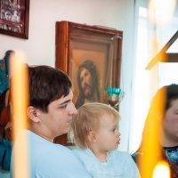 Крещение Ульяны :: Юлия Шевчук