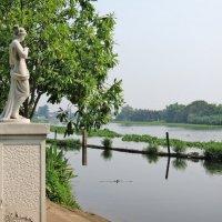 Греческая богиня в Азии :: Наталья Нарсеева