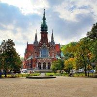 Храм Святого Йозефа в Кракове :: Денис Кораблёв