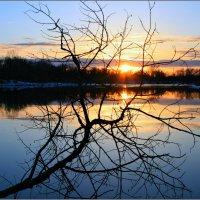 Красивый закат-это просто слова Все звуки заката сложнее... :: Евгений Юрков