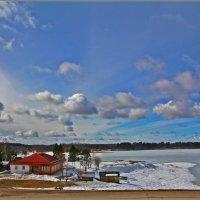 Ферапонтовское озеро :: Дмитрий Анцыферов