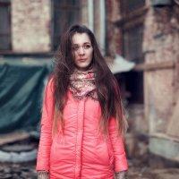 Настя :: Anna Lipatova