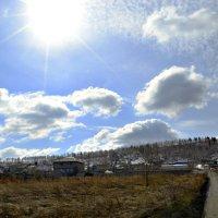Дорога в облака :: galina tihonova