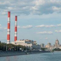 Река Москва :: Jozef Dante
