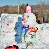 Снежные причуды :: Viktor Pjankov