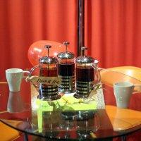 К чаепитию все готово. :: Сергей