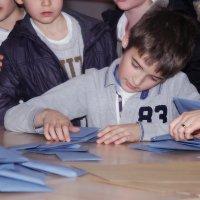 детские выборы :: darya or