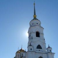 Колокольня Успенского собора :: Galina Leskova