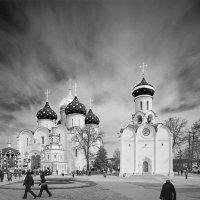 Дорога к храму :: Андрей Шаронов