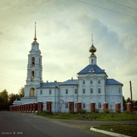 Благовещенский Собор в г. Буй Костромская область :: Алексадр Мякшин