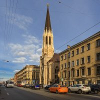 Лютеранская церковь Святого Михаила :: Валентин Яруллин
