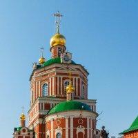 Собор Воскресения Христова и Памятник царю Фёдору I Иоанновичу :: Андрей Гриничев