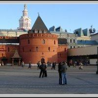 В Москве всё спокойно! :: Григорий Кучушев