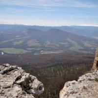 Кавказкие горы :: Олеся Енина