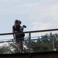 Фотограф и модель :: Алексей Ярошенко