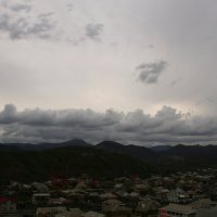 облака :: виктория коробчук