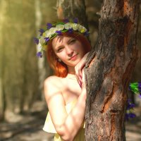 Весна :: Ксения Шалькина