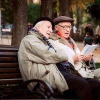 Старики :: Антон Ешурин