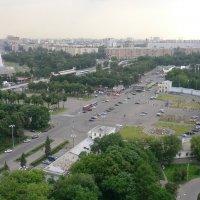 Москва. Вид с колеса обозрения :: genar-58 '