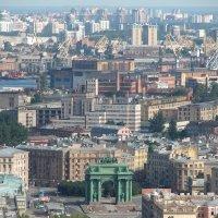 Санкт-Петербург. Вид с дымовой трубы :: genar-58 '
