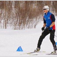 На лыжне и стар и млад... :: Кай-8 (Ярослав) Забелин